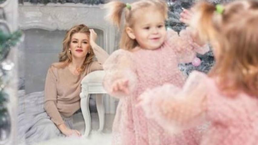 Foto: Karizma și-a sărbătorit fiica. Daria a împlinit 4 anișori!