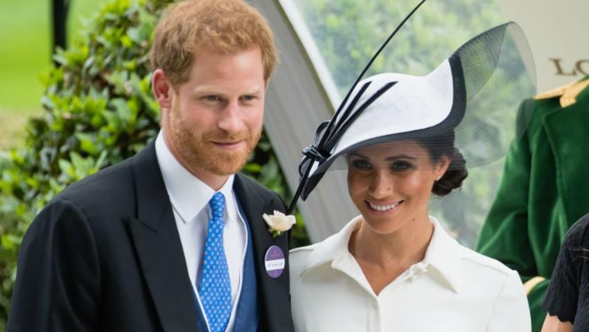 Foto: E oficial: Ducii de Sussex au devenit părinții unui băiețel!