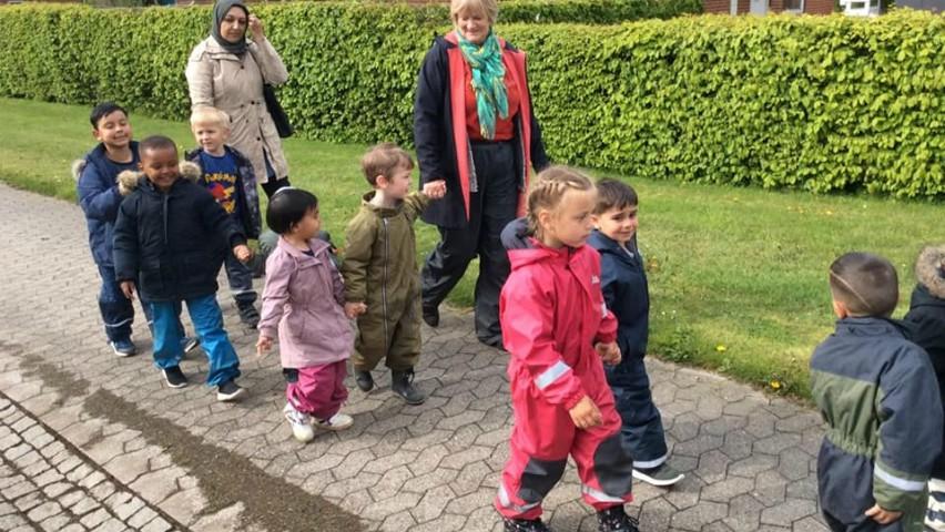 Foto: Despre grădinița și școala din Danemarca, potrivit unei tinere familii de la noi care a emigrat