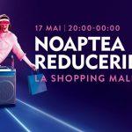 Foto: Averse puternice de prețuri reduse, pe 17 mai, la Shopping MallDova