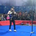 Foto: Video. Imagini de groază la un circ din Rusia. Un artist a fost asfixiat de un șarpe gigantic