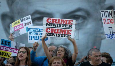 """Israel: Activişti au protestat la """"porţile"""" concursului Eurovision împotriva… războaielor!"""
