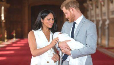 Meghan Markle vrea ca bona micuţului Archie să fie un bărbat