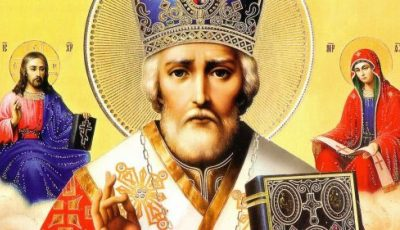 Creştinii ortodocşi îl prăznuiesc azi pe Sfântul Nicolae de Vară