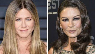 Celebrități care au aceeași vârstă, dar anii și-au lăsat amprenta într-un mod diferit