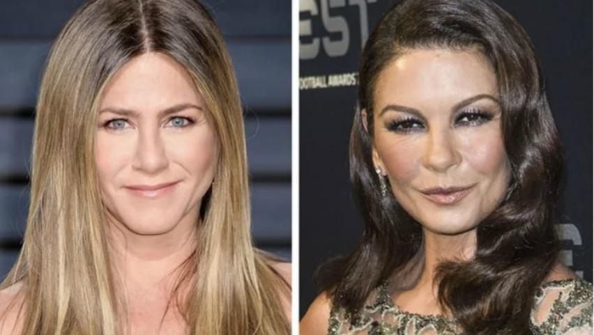 Foto: Celebrități care au aceeași vârstă, dar anii și-au lăsat amprenta într-un mod diferit