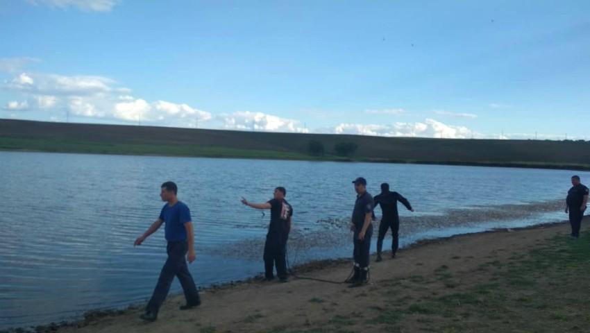Foto: Un adolescent din raionul Comrat s-a înecat întru-un lac. Ce spun salvatorii?