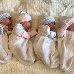 Foto: O tânără din Polonia a născut șase bebeluși