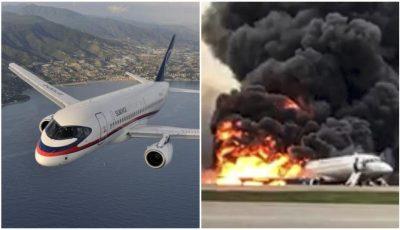 De ce se prăbuşesc avioanele de pasageri produse în Rusia/ SSJ 100, singurul model fabricat după sfârşitul URSS