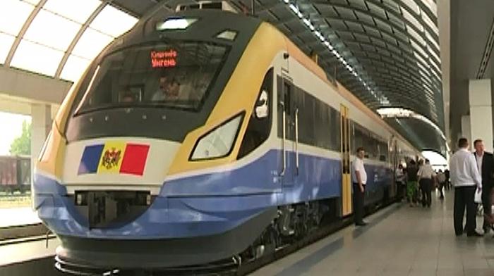 Biletele la trenul Chișinău-Odesa se scumpesc!