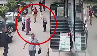 Bărbatul care a lovit două femei pe stradă suferă de tulburări psihice