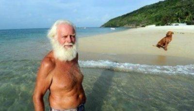Povestea bărbatului care s-a mutat pe o insulă pustie și a transformat-o într-un adevărat rai