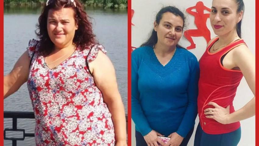 10 kg slăbite în 3 luni. Iată metoda care i-a adus succes!