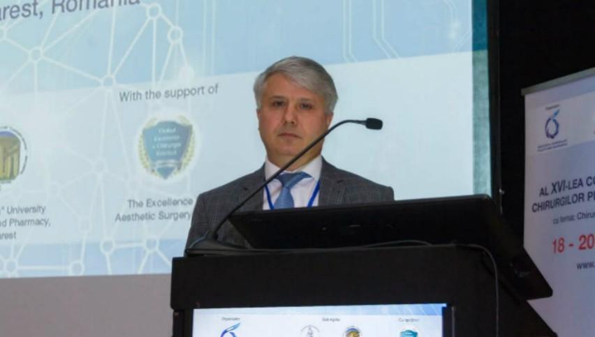 Foto: Chirurgul-plastician Anatolie Taran a participat la cel de-al 16-lea Congres al Asociației Chirurgilor Plasticieni din România!