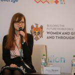 Foto: Diana Marusic, fondatoarea GirlsGoIT, a fost rănită într-un grav accident. Ea are nevoie de o intervenție costisitoare pentru a putera merge din nou!