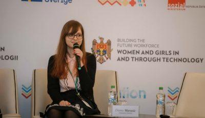 Diana Marusic, fondatoarea GirlsGoIT, a fost rănită într-un grav accident. Ea are nevoie de o intervenție costisitoare pentru a putera merge din nou!