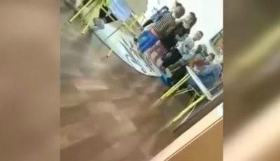 Scene de agresiune la o grădiniță din Nisporeni. Video revoltător!