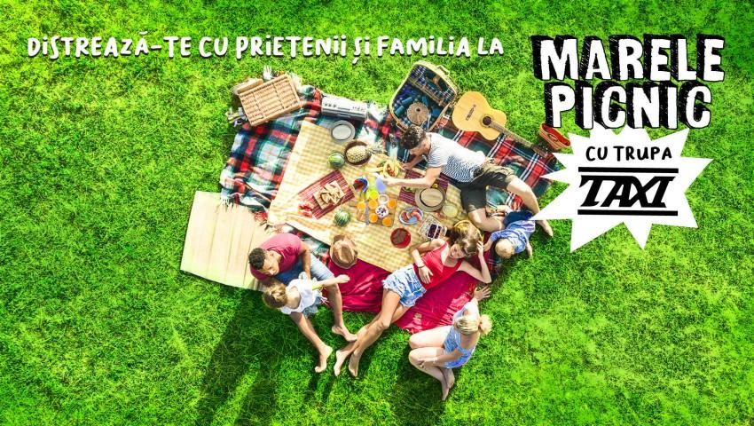Foto: Muzică, concursuri, excursie și alte surprize! În acest weekend, distrează-te împreună cu toată familia la Marele Picnic cu trupa TAXI de la Mileștii Mici