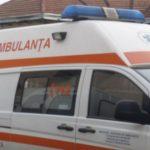Foto: O fetiță de 2 ani a căzut în veceul din curtea unei case din capitală