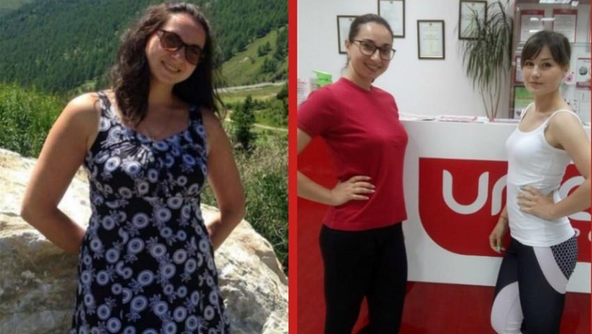 Diana a slăbit 7 kg, în decurs de 4 luni. Iată cum i-a reușit!