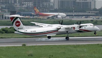 Un avion s-a rupt în bucăți la aterizarea pe sol. Mai mulți pasageri au fost răniți