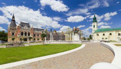 Orașul de peste Prut care este asemănat cu Barcelona sau Bruxelles