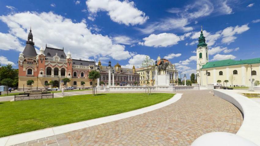 Foto: Orașul de peste Prut care este asemănat cu Barcelona sau Bruxelles