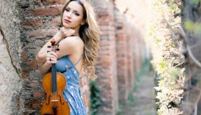 """Rusanda Panfili: """"Îmi este mai ușor să mă exprim prin muzică decât prin cuvinte"""""""