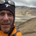 Foto: Un moldovean a escaladat Everestul, cel mai înalt punct de pe planetă, la 8848 metri