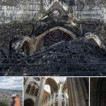 Foto: Cum arată acum Notre Dame! Imagini exclusive din interiorul catedralei