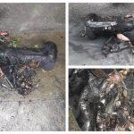 Foto: Clipe de groază într-o familie din București. Hoverboard-ul unui băiețel, a explodat chiar în camera acestuia
