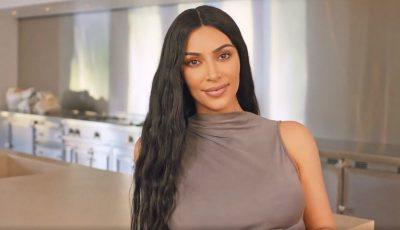 Kim Kardashian a publicat prima imagine cu cel de-al 4-lea copil al său. Află ce nume i-a ales!