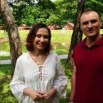 Foto: Galina Tomaș și Dinu Dabija despre cea de-a IX-a ediție a Taberei de Detox