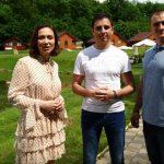 Foto: Cea mai bună apă din lume la Tabăra de Detox și Relaxare cu Galina Tomaș și Dinu Dabija