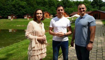 Cea mai bună apă din lume la Tabăra de Detox și Relaxare cu Galina Tomaș și Dinu Dabija