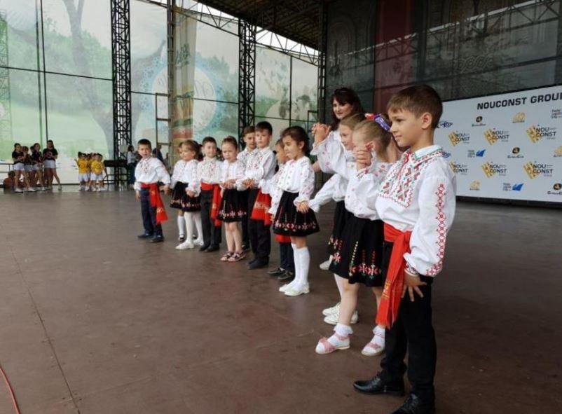 Foto: Festivalul Familiei și Tradițiilor Populare