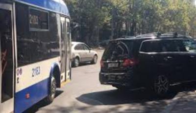 Traficul rutier pe strada Armenească va fi suspendat parțial timp de trei săptămâni