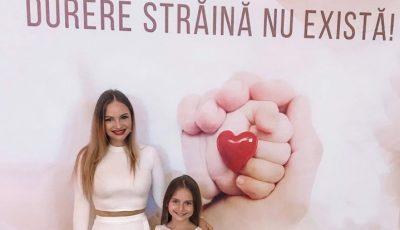 Ana Cernicova și fiica sa, Amelia Uzun, invitate speciale la un concert de caritate organizat la Paris