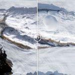 Foto: Groenlanda a pierdut 40% din gheaţa sa într-o singură zi