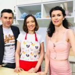 """Foto: """"O nouă zi"""" cu Galina Tomaș! Vezi ce a gătit nutriționista în cadrul emisiunii"""