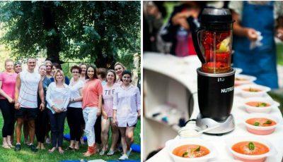 Înscrie-te la Tabăra de Relaxare și Detox cu Galina Tomaș și Dinu Dabija,şi învaţă să slăbeşti sănătos