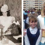 Foto: Tănăra din Rusia și-a găsit mama din Moldova, pe care n-a văzut-o de 17 ani