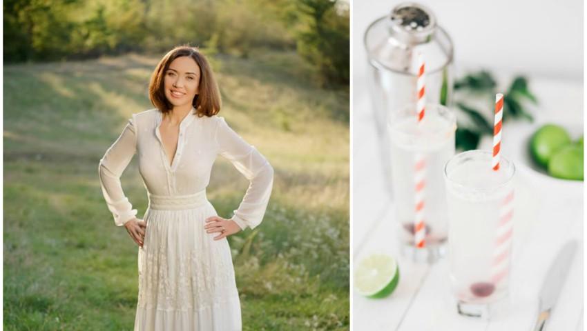 Foto: Totul despre detox și slăbit, cu nutriționista Galina Tomaș
