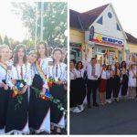 Foto: Cei mai frumoși absolvenți! Elevii de la liceul din Comrat au purtat ii și costume naționale la Balul de Absolvire