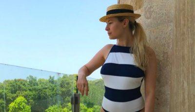 """Laura Cosoi a revenit la greutatea de dinaintea sarcinii: ,,Mai am de lucru la tonifiere"""""""