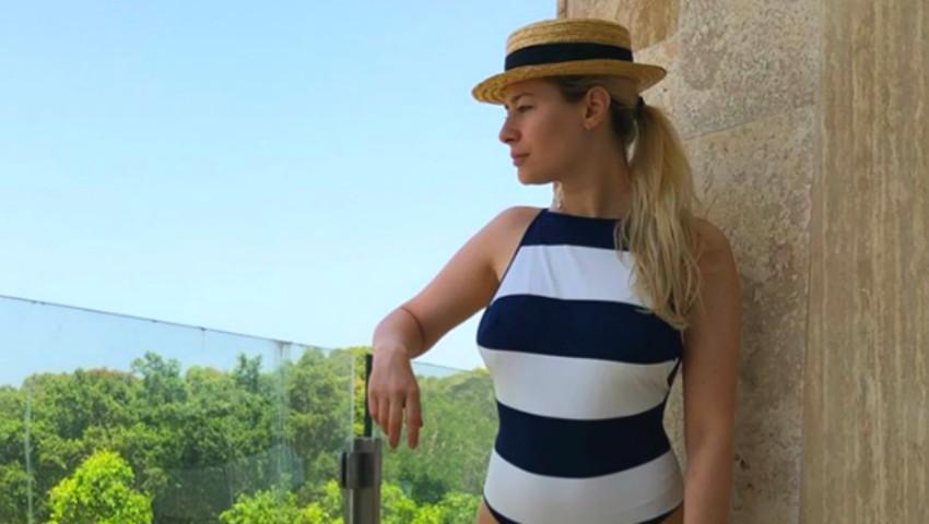 """Foto: Laura Cosoi a revenit la greutatea de dinaintea sarcinii: ,,Mai am de lucru la tonifiere"""""""
