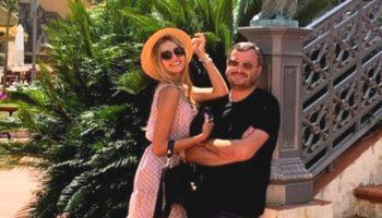 Vacanță romantică, în doi! Anastasia Fotachi este răsfățată de iubitul ei, omul de afaceri Gabriel Stati
