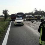 Foto: Accident grav în Italia. Un moldovean și fiica sa de 13 ani au murit, iar alți patru pasageri au fost răniți