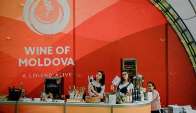 Vinul Moldovei – oaspete de onoare la Festivalul DescOperă!