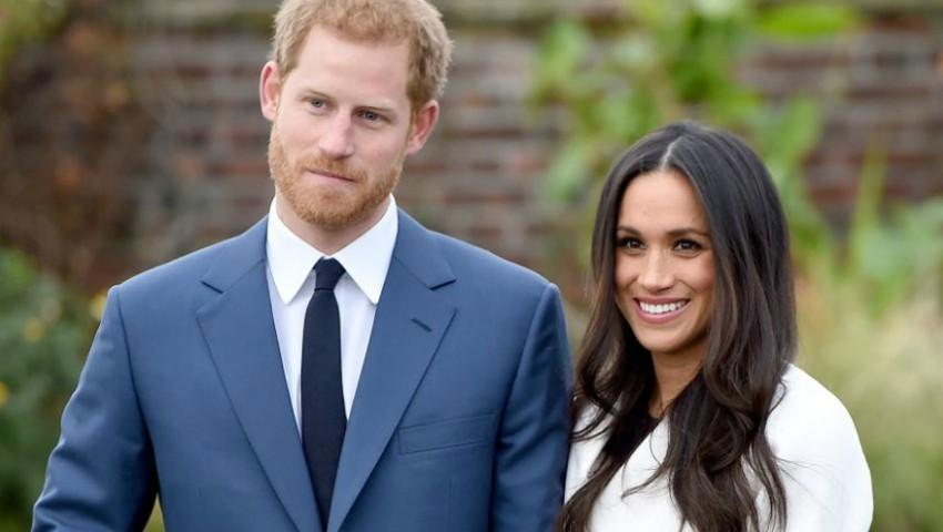 Adorabil! Prințul Harry a publicat prima imagine cu fiul său, Archie